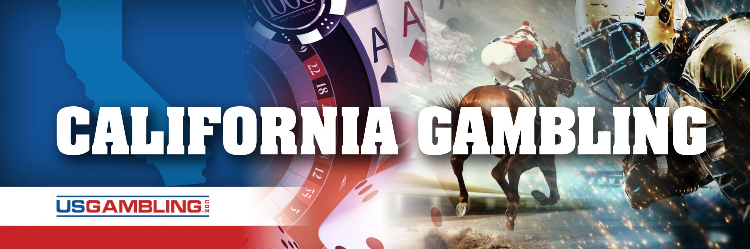 Legal California Gambling