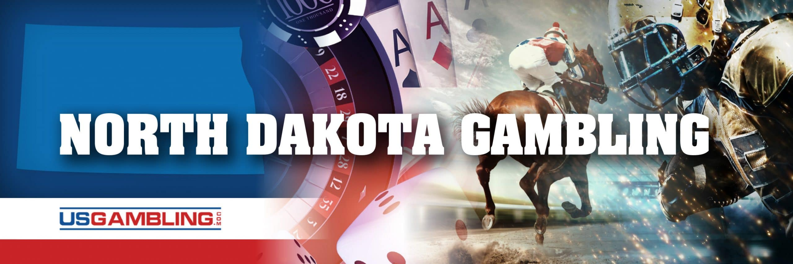 Legal North Dakota Gambling