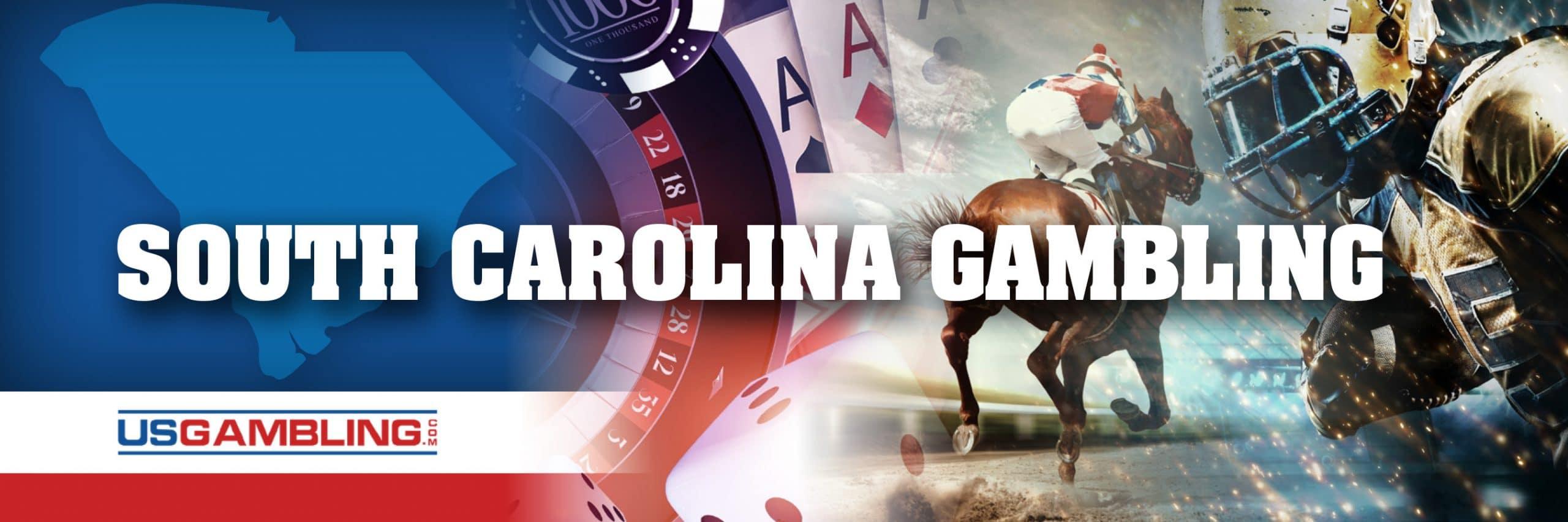Legal South Carolina Gambling