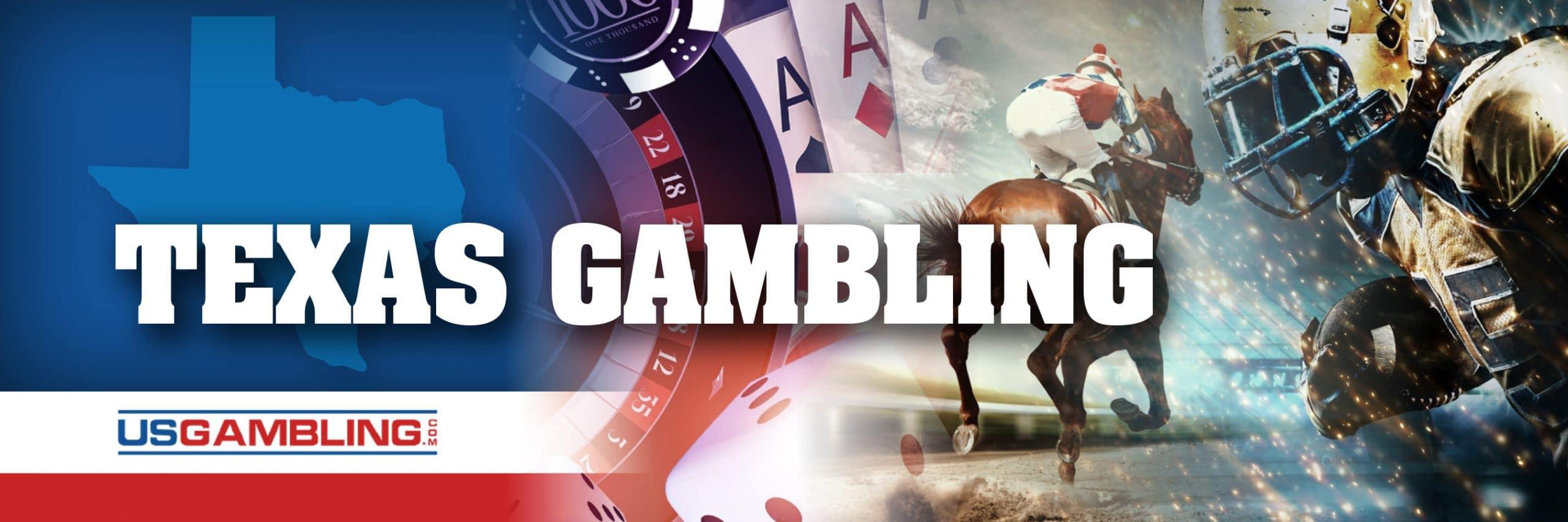 Legal Texas Gambling