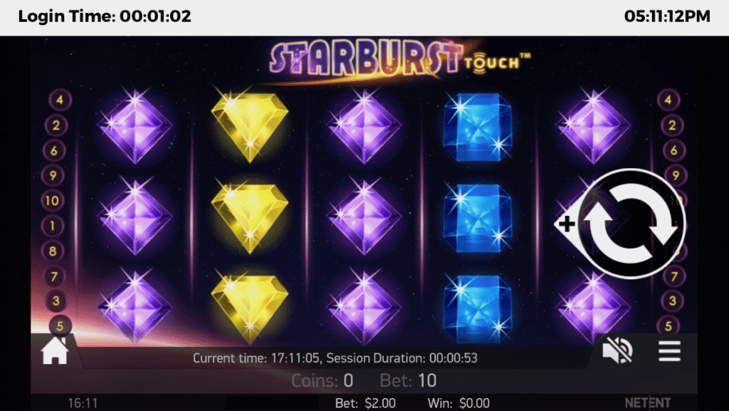 BetAmerica mobile casino 2