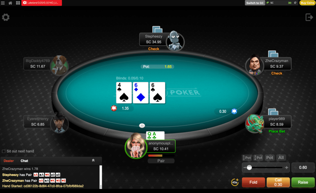 Global Poker review