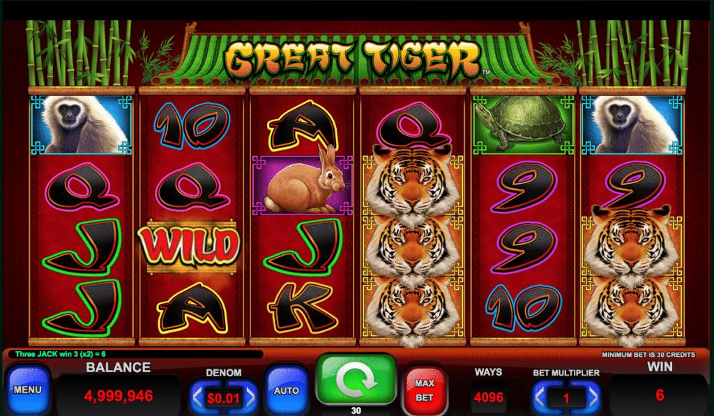 Pala Casino slots 4