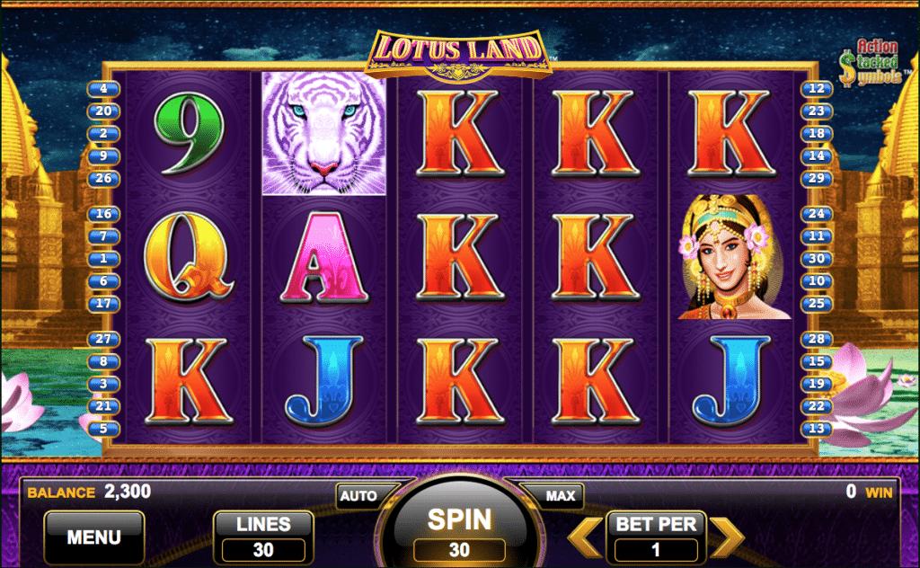 Party Casino slots 1