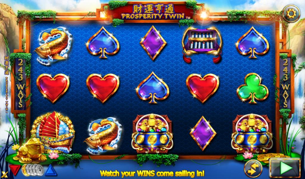 Party Casino slots 3