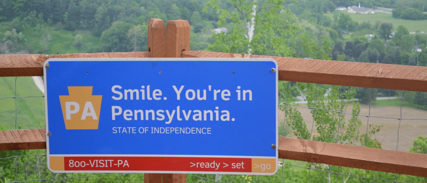Pennsylvania online gambling narrative