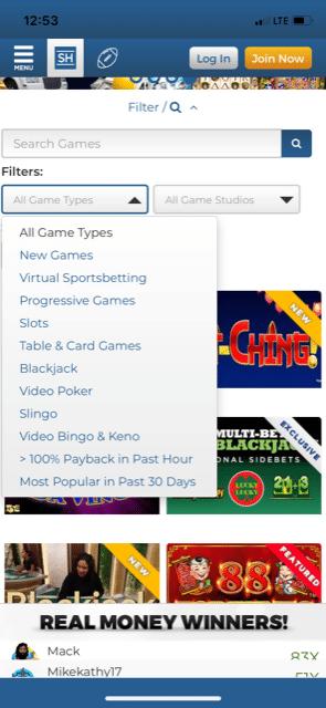 Rivers Casino mobile 2