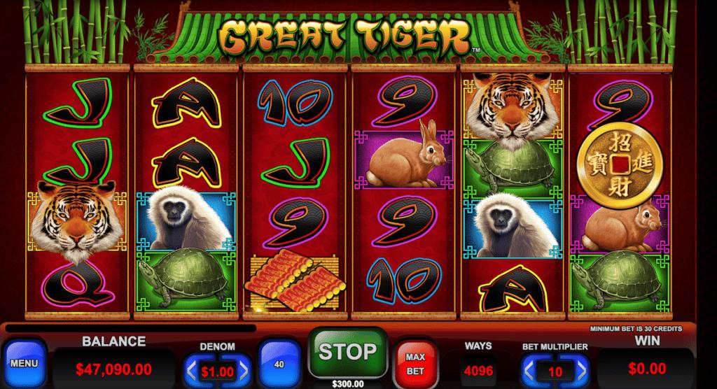 Scores Casino slots 2