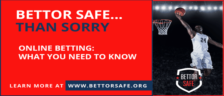 Conscious Gaming Launches Bettor Safe Campaigns in NJ and PA